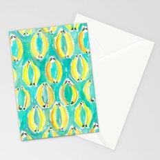 Banana Dance Stationery Cards