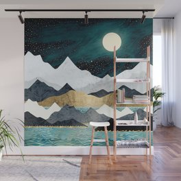 Ocean Stars Wall Mural
