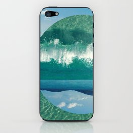 All About Perspective iPhone Skin