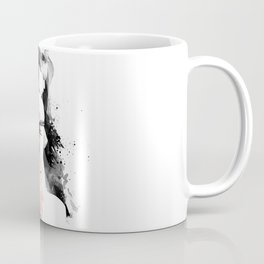 Shibari - Japanese BDSM Art Painting #9 Coffee Mug