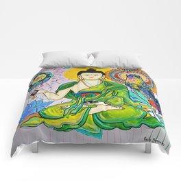 Buddha Freedom Nirvana Comforters