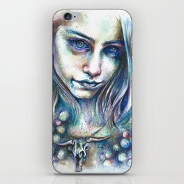 Blueberry Binge iPhone Skin