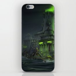 Pirate Base iPhone Skin