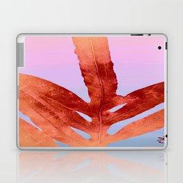 Green Fern Pantone 2016 Color of The Year Laptop & iPad Skin