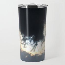Solar Eclipse of the Heart Travel Mug