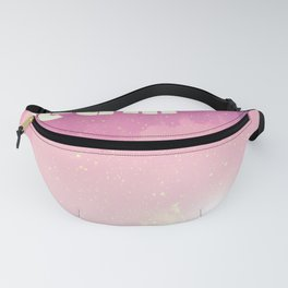 dream of adventure Fanny Pack