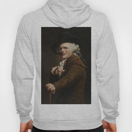 Joseph Ducreux - Self-portrait of the Artist in the Guise of a Mocker Hoody
