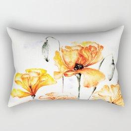 Springful thoughts Rectangular Pillow