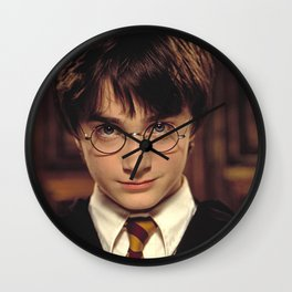 harrypotter cute Wall Clock