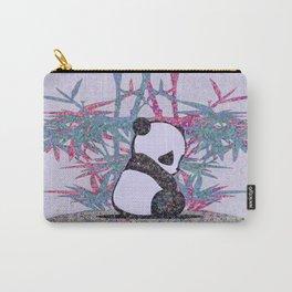 Sad Panda (paper cut) Carry-All Pouch