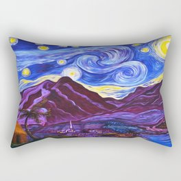 Maui Starry Night Rectangular Pillow