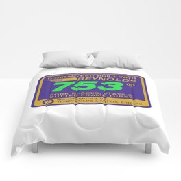Reynolds 753, Enhanced Comforters