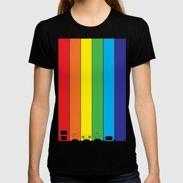 Gaymer Flag T-shirt