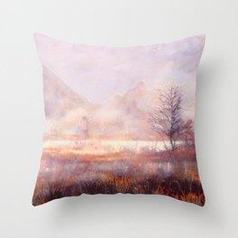 Sanctuary Camelback Mountain Resort  Spa, Arizona Throw Pillow