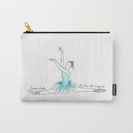 Swan Lake Ballerina Carry-All Pouch
