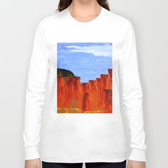 High Desert Canyons Long Sleeve T-shirt