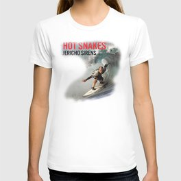 Hot Snakes - Jericho Sirens T-shirt