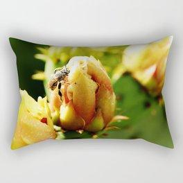 Open, Open, Open Rectangular Pillow