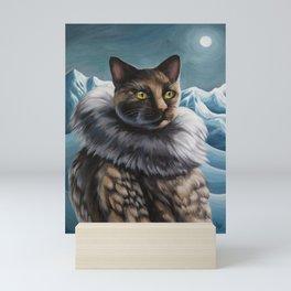 Arctic Explorer: Roald Amundsen Mini Art Print
