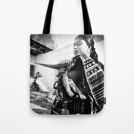 chichi girl Tote Bag