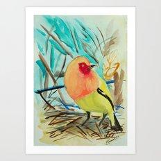 Little Birds 5/30 Art Print