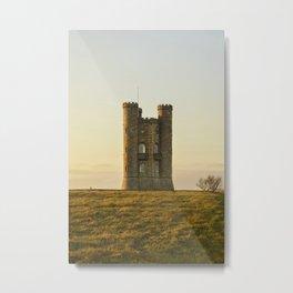 Broadway Tower Metal Print