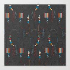 Tribal 2 Canvas Print