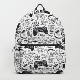Game on Backpack