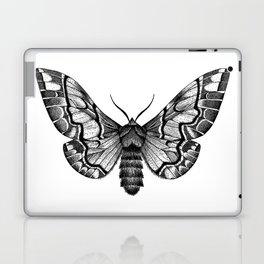 Endromis versicolora Laptop & iPad Skin