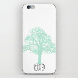 r o o t e d iPhone Skin
