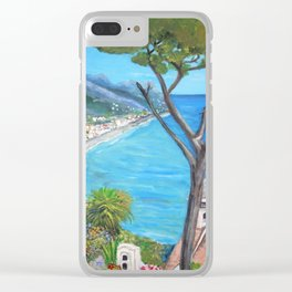 Ravello, Italy Clear iPhone Case