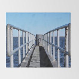 Pier Throw Blanket