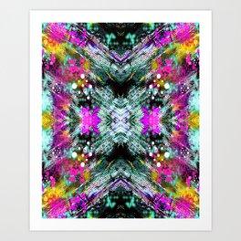 Mirror Print Art Print