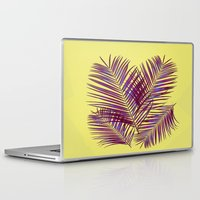 palms Laptop & iPad Skins featuring Palms by  Agostino Lo Coco