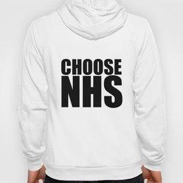 Choose NHS Life Nurses Doctors VOTE Labour Corbyn Top Mens Womens Nurse Hoody