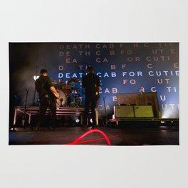 Death Cab For Cutie Rug