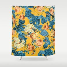 Summer Botanical II Shower Curtain