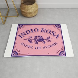 INDIO ROSA rolling papers Rug