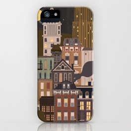 Cincinnati Amour iPhone Case