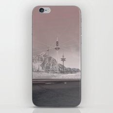 atmosphere 11 · The lost signal iPhone & iPod Skin