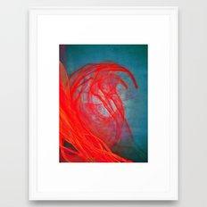Return from the Dusk Framed Art Print