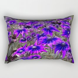 Blacklight Moment in the Gloriosa Rectangular Pillow