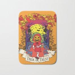 Jack o Red Riding Hood Bath Mat