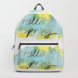 Hello Spring Backpack