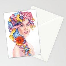 Goddess : Flora Stationery Cards