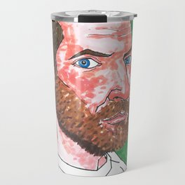 Self Portrait Travel Mug