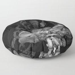 Sedlec II Floor Pillow