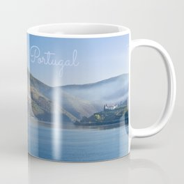 early morning on the Douro river, Portugal Coffee Mug
