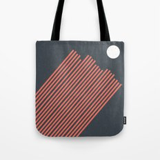 Moon Rays Tote Bag
