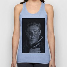 James Cagney - © Doc Braham; All Rights Reserved. Unisex Tank Top